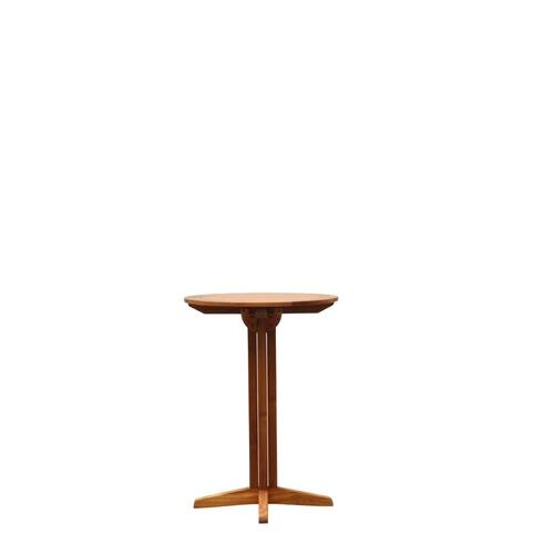 Omni Round Podium Bar Table
